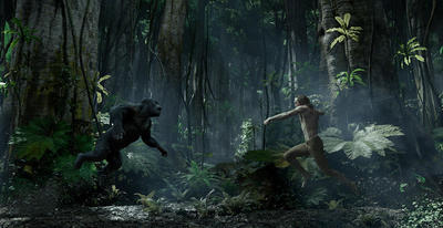The Legend of Tarzan © 2016 Warner Bros. Pictures. All Rights Reserved. Image courtesy of Framestore