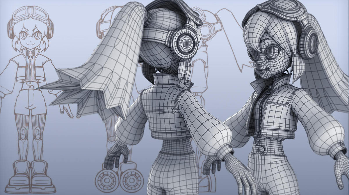 Start@Maya〜Maya で 3DCG をはじめよう〜