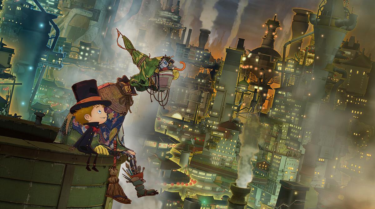 STUDIO4℃初の長編フル3DCGアニメ「映画 えんとつ町のプペル」に込められたこだわり