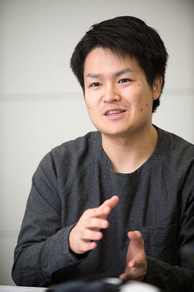 酒井 駿介 氏(テクニカルアーティスト)