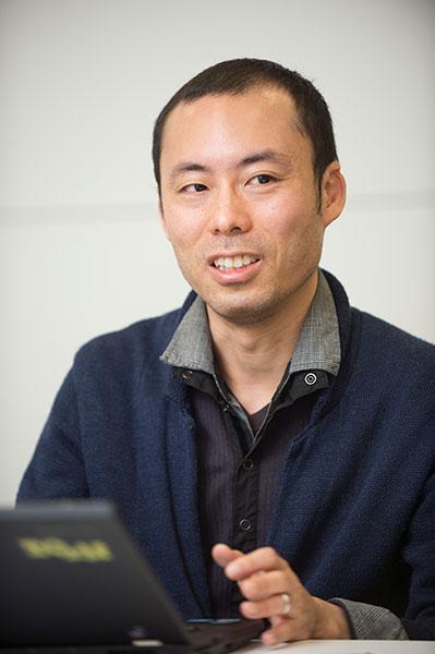 岩本 高志 氏(TAチームマネージャー/シニアテクニカルアーティスト)