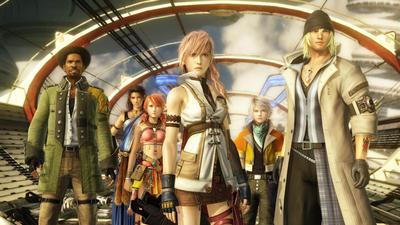 株式会社スクウェア・エニックス Final Fantasy XIII リアルタイムカットシーンのワークフロー