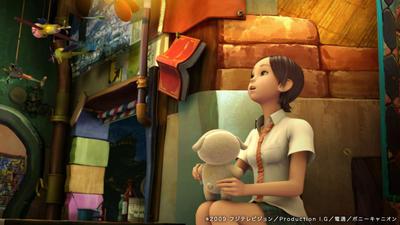 プロダクション I.G ホッタラケの島~遥と魔法の鏡~ 2 2D/3D のノウハウと技術が Maya をベースにコラボレーションそこから生まれた新しい CG 表現