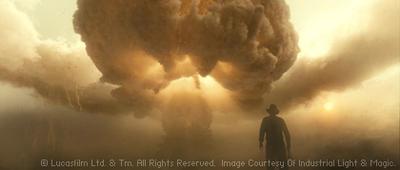 スティーブン・スピルバーグの「インディ・ジョーンズ クリスタル・スカルの王国」で新たなテクノロジーを最大限活用した Industrial Light & Magic