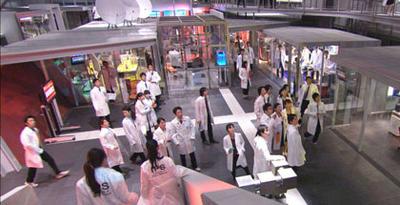 株式会社TBS テレビ MR. BRAIN(ミスターブレイン) Lustre による全編グレーディングが、 TBSドラマ「MR. BRAIN」の印象的なルック作成に貢献