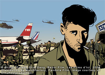 CinePostproduction 2009 年、第81 回アカデミー賞外国語映画賞受賞 「戦場でワルツを」の制作を支えたDI