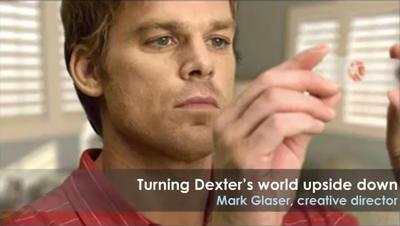 Sway Studio Turning Dexter's world upside down, 『デクスター 〜警察官は殺人鬼』の世界を創造