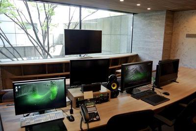 デジタル・ガーデン 本社ビルを増床しFlame 編集室×2室を増設Autodesk Flame編集室は計13室、国内最大級に