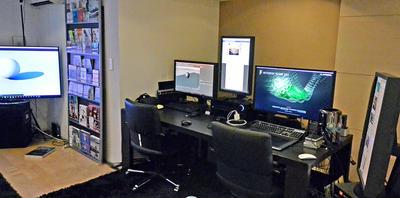 <span>VFXアーティスト 格内俊輔氏 Autodesk「Flame on Mac」を導入 高解像度映像等の膨大なデータを扱う際の安定性を実感</span>