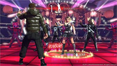The Black Eyed Peas Experience イニス Interview 「超短期間でのダンスゲーム開発を可能にしたHumanIK等の新ミドルウェア活用術」