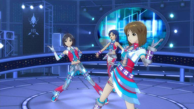 株式会社バンダイナムコゲームス アイドルマスター2 PV 制作における Softimage の活用