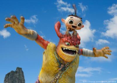 """friends もののけ島のナキ 八木竜一氏・鈴木健之氏(白組) Interview 「3ds Maxで""""手づくり""""したCGアニメ映画の新しくて懐かしい、誰も知らない映像新世界」"""