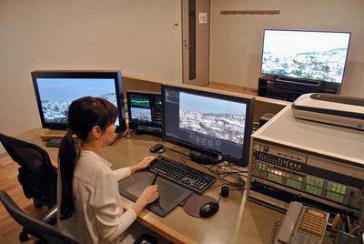 オムニバス・ジャパン 4K対応 Flame Premium 2015を導入4Kワンストップトータルプロデュースを強化