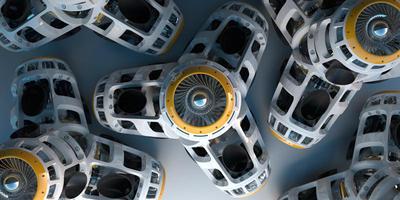 <span>StudioEggMan 自分の「思い」をどこまでも自由に――Autodesk® 3ds Max®で描く最先端Mechanical Art CGの世界</span>