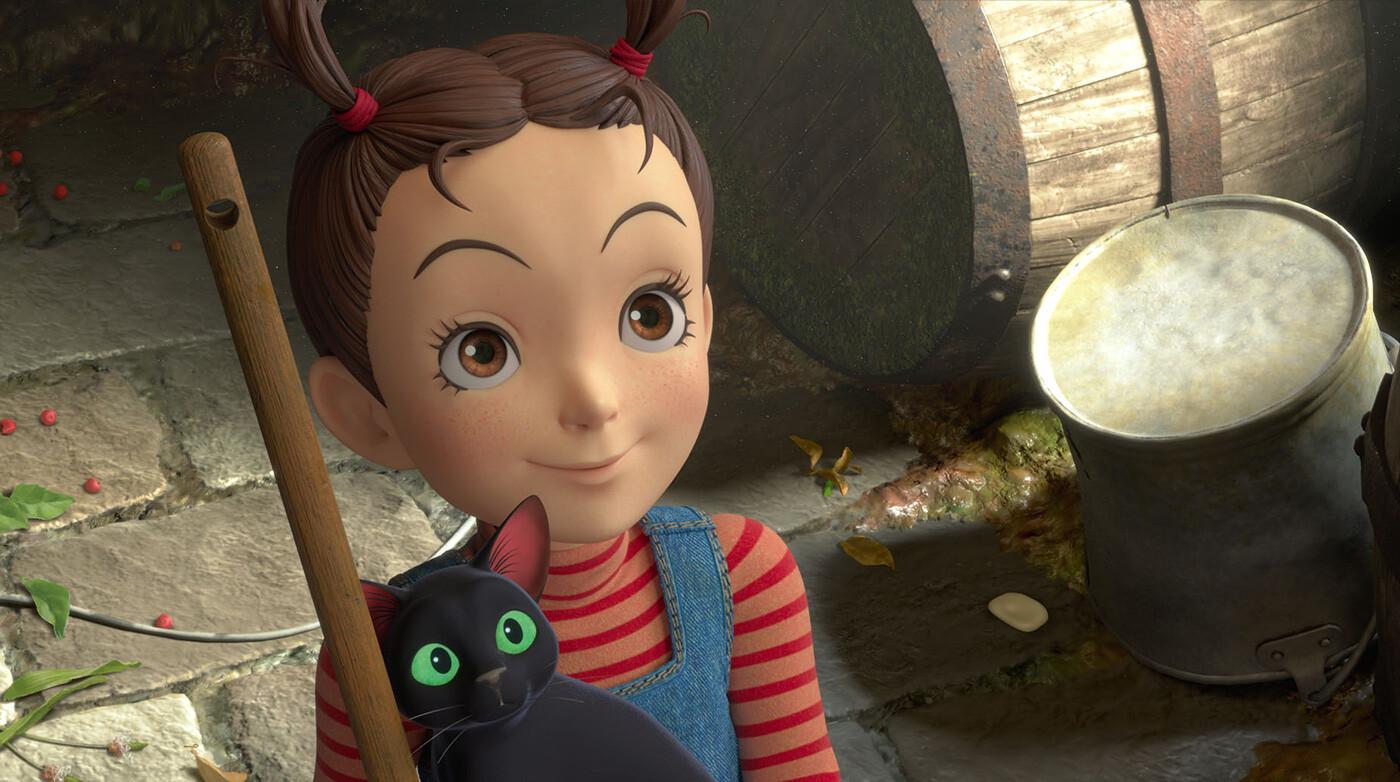 スタジオジブリがMayaで挑んだフル3DCGアニメーション『アーヤと魔女』の舞台裏 〜世界に向けて切り開いた「日本アニメの新たな一歩と可能性」〜