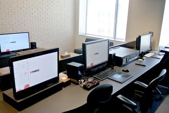 Autodesk Flame/Flame Premium編集室