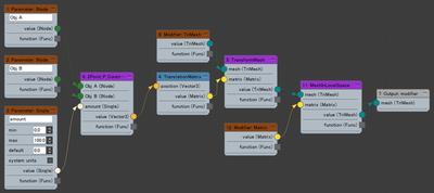 宋さんの3ds Max キッチンスタジアム第23回:Max Creation Graphを使おう!(その6)