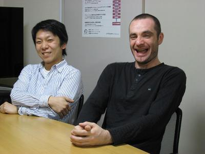 次世代メディアとM&E番外編:OLM研究開発部門訪問