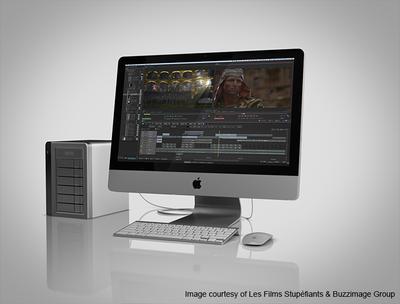 映像編集と道具としてのSmoke第5回:GUI
