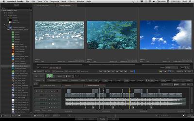 映像編集と道具としてのSmoke<span>第8回:時間とクオリティ</span>