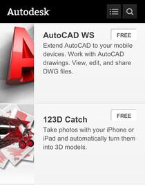 第14回:オートデスクのモバイルアプリ