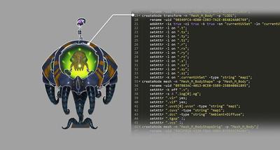 読んで触ってよくわかる!Mayaを使いこなす為のAtoZ第69回:Maya のシーンフォーマットを知ろう!