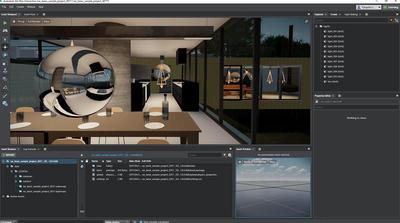 AR/VRいつやるの?今でしょ!~Revit Liveと3ds Max Interactiveのコラボレーションワークフロー~第3回:Reflection Probeを追加して見た目を更にリアルに!!