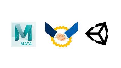 読んで触ってよくわかる!Mayaを使いこなす為のAtoZ第72回:UnityとMayaの連携を改造してみよう!