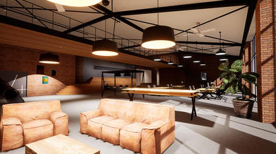 3ds Max & UnrealEngine4で建築ビジュアライゼーション ~データフォーマットDatasmithを使ったワークフロー~第2回:Datasmithを使ってインポートしよう