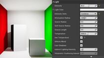 第5回:3ds MaxからUnreal Engine4へのライト検証
