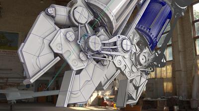 読んで触ってよくわかる!Mayaを使いこなす為のAtoZ第76回: ゲームのためのハードサーフェスモデリング時代