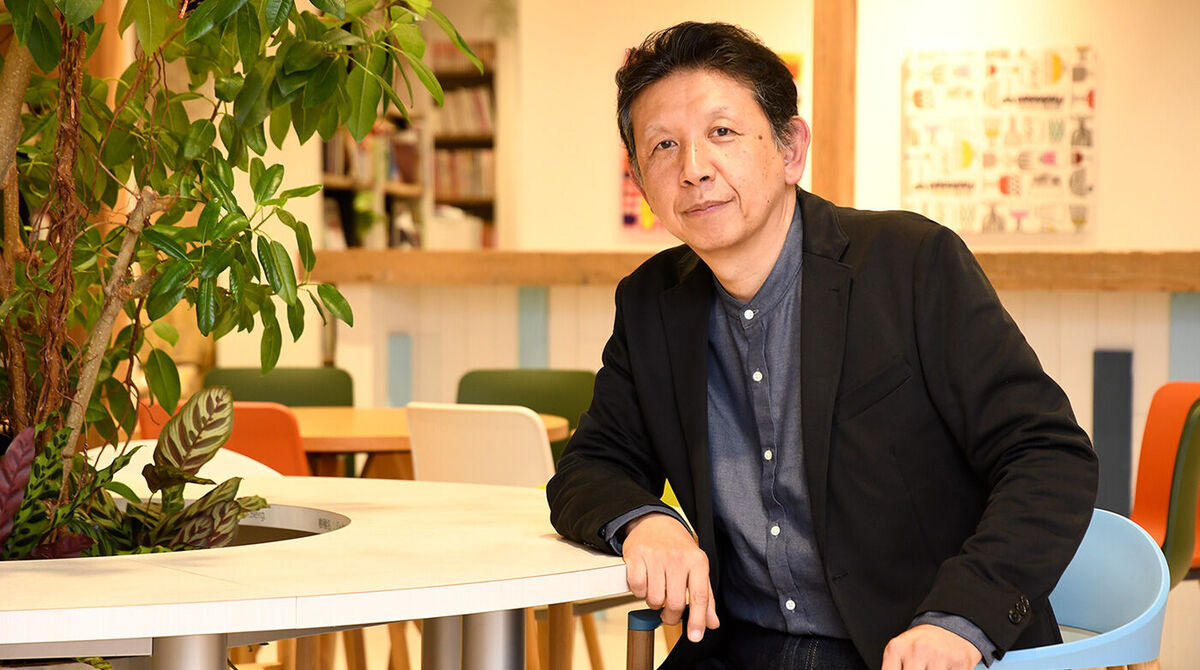 第6回:福本隆司(クリエイティブ・プロデューサー、神奈川工科大学情報メディア学科教授)