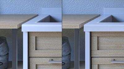 3ds Max × ビジュアライゼーション第2回:超シンプルにつくる「昼下がりのキッチン」その②モデリング