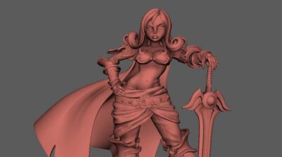 CGキャラクター制作ワークフロー ~魅力的なキャラクターを創るために必要なこと~第2回:ラフモデルからモデルの作り込みまで