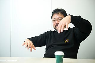 江川 達也 氏