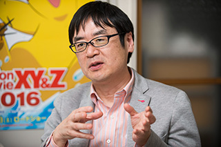 安生健一 (オー・エル・エム・デジタル 取締役 R&Dスーパーバイザー)