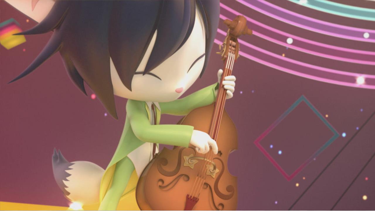 弦楽器セットアップ