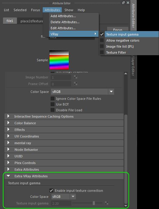 テクスチャにsRGBのガンマ補正をかけてレンダリングすると、正しいスケールでレンダリング結果が得られる