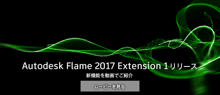 Flame 2017 extension1 紹介ムービー