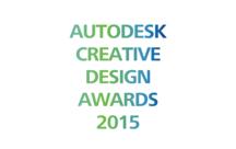 AUTODESK CREATIVE DESIGN AWARDS 2015