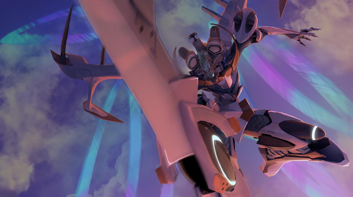 日本アニメ(ーター)見本市「 I can Friday by day! 」「 偶像戦域 」 より©nihon animator mihonichi LLP.