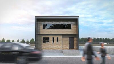3ds Max × ビジュアライゼーション ウェビナー 第2弾 ~3ds Max 2021.2やV-Ray 5を使用して「一軒家の外観」を制作~