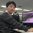 株式会社セガゲームス コンシューマ・オンラインカンパニー オンライン研究開発部 第三デザインセクション リードデザイナー 川瀧 智晴 氏