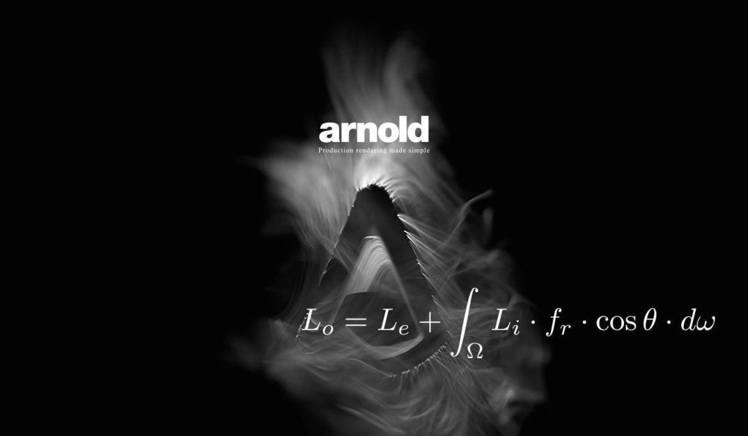 What's Arnold?<span>~Arnoldレンダラーとはなにか?基本から説明します!~</span>