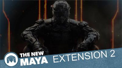 「Autodesk Maya 2016 Extension 2 紹介ウェビナー ~ スペシャルゲスト:トランジスタ・スタジオ森江氏 ~」ムービー配信スタート