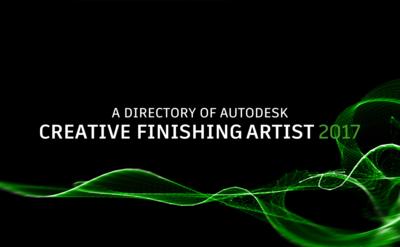 クリエイティブ フィニッシング アーチスト名鑑 2017 を公開いたしました
