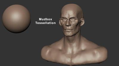 Mudboxチュートリアル「Mudboxを使ってフォトリアルなゾンビを作ってみる」