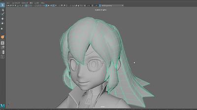 Start@Maya〜Maya で 3DCG をはじめよう〜「モデリング」を追加しました。