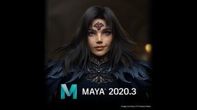 Maya 2020.3 リリース