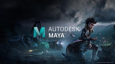 「Autodesk Maya 2022 新機能紹介ウェビナー ~Maya USDプラグインから各ツールの強化、Bifrost、Arnoldの拡張まで~」オンデマンド配信スタート